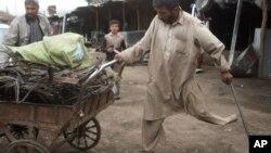 بیش از یک میلیون فرد معلول در افغانستان وجود دارد