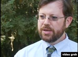 加州大学戴维斯分校专家安迪•琼斯(视频截图)