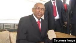 Agathon Rwasa of Burundi