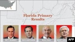 Kết quả cuộc bầu cử sơ bộ của đảng Cộng hòa tại bang Florida