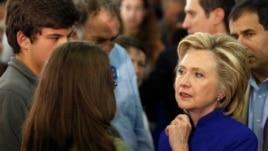 Serveri privat i Hillary Clintonit