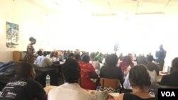 Uhlelo lwabeWorld Vision lokuphathisa ezikolweni zeMatebeleland South