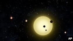 Teleskop Kepler otkrio niz planeta nalik Zemlji