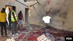 Serangan bom bunuh diri di sebuah masjid di kota Mubi, Adamawa, Nigeria, Selasa pagi (21/11), menewaskan sedikitnya 50 orang.