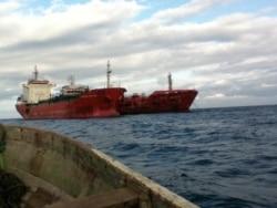 São Tomé tem que pagar multa por causa de petroleiro apresado