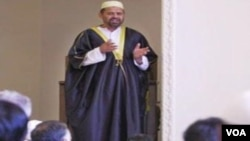Salah satu acara di Masjid Jami, Las Vegas (foto: dok). Karena komunitas muslim Indonesia masih sedikit di Las Vegas, jamaah muslim Indonesia tidak menyelenggarakan shalat Ied tersendiri, namun bergabung dengan komunitas muslim lainnya di kota ini.