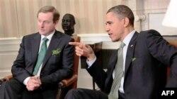 Իռլանդիայի վարչապետը Սուրբ Պատրիկի տոնը նշում է ԱՄՆ-ում
