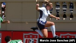 February 29 is Leap Day. Lots of people celebrated by posting photos like this one, of a leaping athlete, to celebrate.