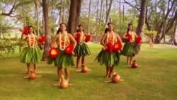 [타박타박 미국 여행 오디오] 하와이, 훌라춤을 닮은 사람들