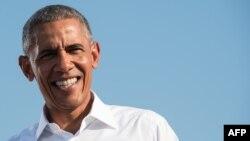 美国前总统奥巴马(资料照片)