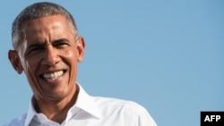 FILE - US President Barack Obama.