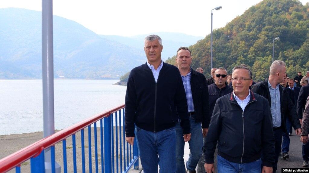 Presidenti i Kosovës në veri – Beogradi reagon me zemërim