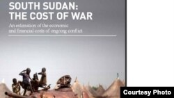 A report by Frontier Economics says the conflict in South Sudan could cost the country hundreds of billions of dollars that it can ill afford.
