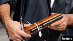 La tenencia de armas en el hogar agrava los hechos violentos, consideran los expertos.