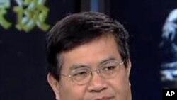 台湾中天新闻驻华盛顿记者臧国华