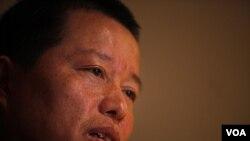 Gao Zhisheng, pengacara HAM Tiongkok dikabarkan berada di penjara Xinjiang, setelah dinyatakan hilang selama 20 bulan (Foto: dok).