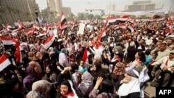 Եգիպտոսում ցուցարարները պահանջում են «փրկել հեղափոխությունը»