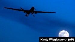 Serangan pesawat tanpa awak AS, selain menewaskan para teroris juga sering mengenai sasaran sipil (foto: ilustrasi).