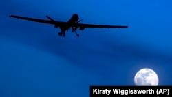 미군 무인기 (자료사진)
