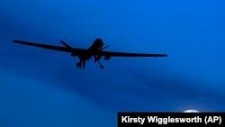 Serangan drone di kota Datta Khel, daerah kesukuan Waziristan Utara, menewaskan delapan militan, Sabtu (19/7).
