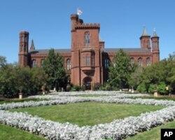 华盛顿的史密森尼城堡。如政府关闭,国家公园和国立博物馆都要关门。