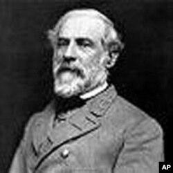 南军指挥官罗伯特.李将军
