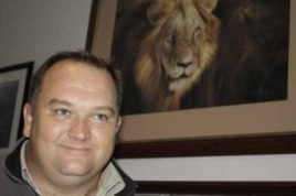 South African conservationist Angus Sholto-Douglas says more intense security isn't enough to stop the poaching