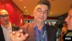Хусейн Эркенов после премьеры
