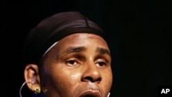 미국의 팝가수 R.Kelly
