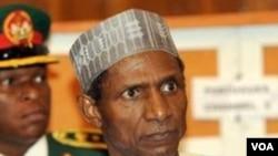 Presiden Umaru Yar'adua pulang ke negaranya pekan lalu.