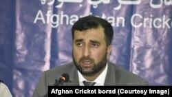 فرهان یوسفزی څو میاشتې مخکې د افغانستان د کرکټ بورډ مشر وټاکل شو