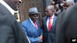 Tendai Biti Zimbabwe Opposition Conviction