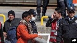 Migranti u Turskoj