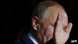 Володимир Путін, 19 жовтня 2016 року