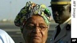 Ellen Johnson-Sirleaf Tana Kokarin Sasanta Nijeriya Da Libya