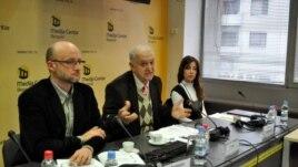 Konferencija za novinare organizacije Transparentnost Srbija na kojoj su predstavljeni podaci rangiranja zemalja prema percepciji korupcije za ovu godinu