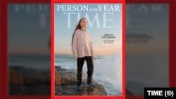 Greta Thunberg Time Magazine Cover