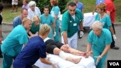Nesreća na putu Podgorica Kolašin