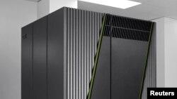 MIRA, komputer super cepat yang dipakai oleh Laboratorium Nasional Argonne di Departemen Energi Amerika Serikat di Chicago. (Foto: Dok)