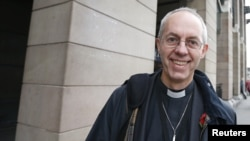 Đức Tổng Giám Mục của Canterbury Justin Welby