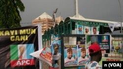 """""""Eagle Square"""" a Abuja."""