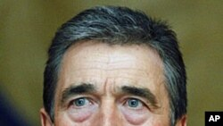 NATO Secretary-General Anders Fogh Rasmussen said on Thursday that the U.S.-led alliance had no plans to intervene in Libya, February 24, 2011