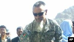 کشته شدن اولین سرباز خارجی در بامیان