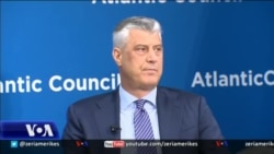 Thaçi, vullnet maksimal për përpjekje për marrëveshje me Serbinë
