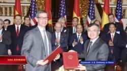 Bộ trưởng Thương mại Mỹ thăm Việt Nam