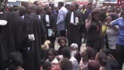 Des dizaines d'arrestations de filles à Kinshasa (vidéo)