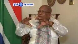 VOA60 Afirka: Shugaba Zuma Ya Ki Sauka