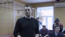 پانزده روز زندان برای رهبر مخالفان در روسیه
