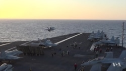 US Defense Budget Adds Aircraft Carrier, Fighter Jets, Increases Military Force Size
