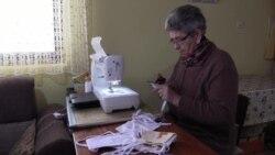 Krojačica iz Bratunca šije zaštitne maske